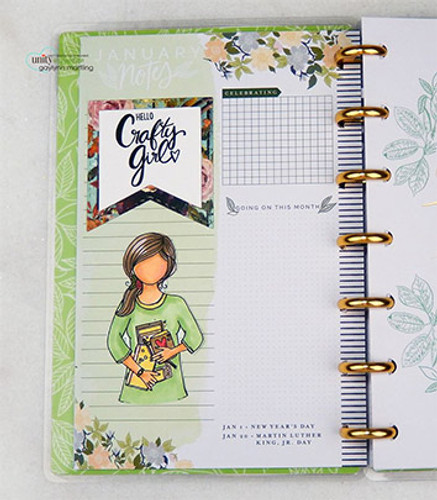 Planner Gal: Crafty Girl