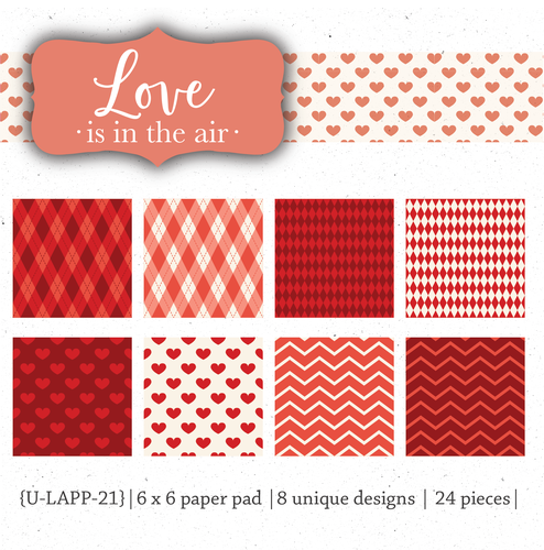 Love is in the Air {paper pack}