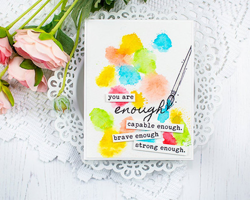 You Are Enough - New Beginnings {kom 1/20}
