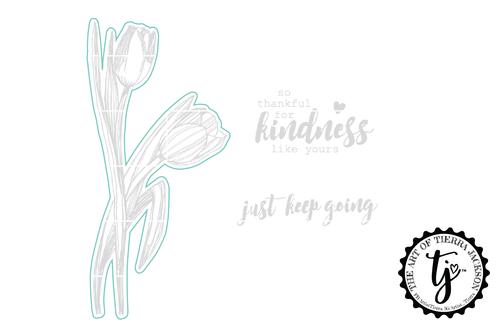 Kindness Like Yours - Digital Cut File