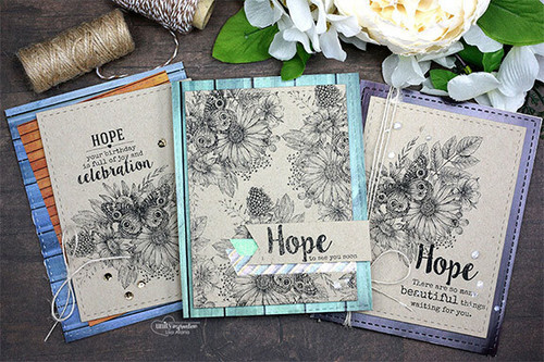 Hope Is A Beautiful Thing {february 2020 sentiment kit}