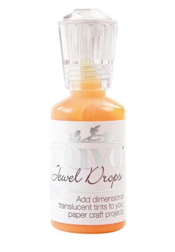 {Orange Marmalade} Nuvo Jewel Drops 30ml