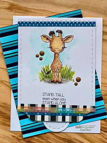 Cuddlebug Giraffe - MINI