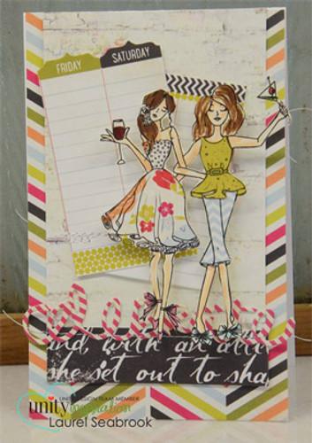 Party Girls {fashionista}