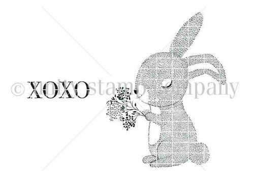 Hugs & Kisses Bunny