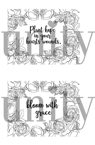 Plant Hope {digital stamp}