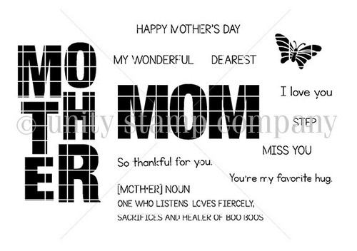 Dearest Mom