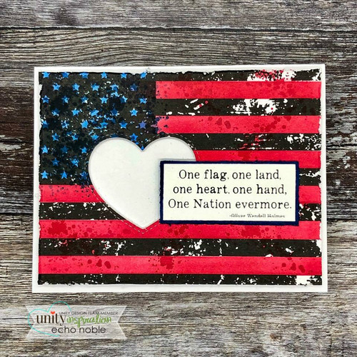 Broad Stripes, Bright Stars