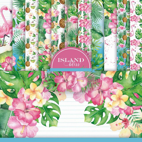 Island Bliss {Paper Pack}