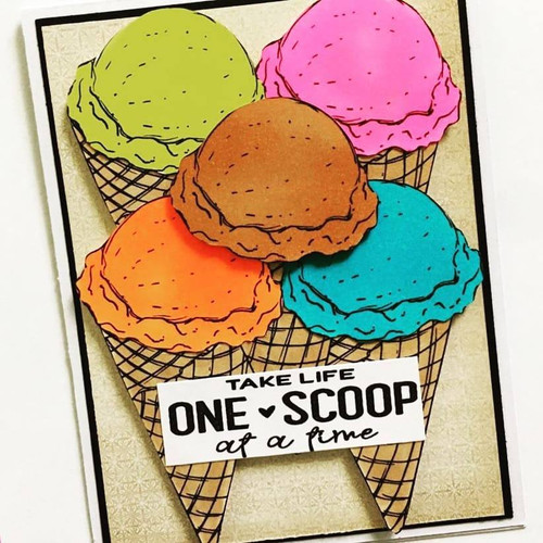 One Scoop at a Time