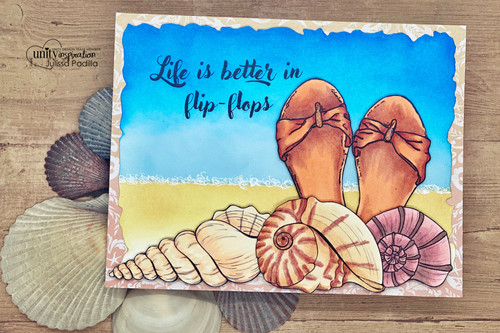 Life Is Better In Flip Flops {kom 7/20}