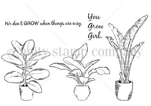 You Grow Girl {uu 7/20}