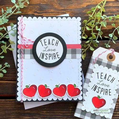 Teach Love Inspire