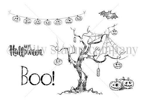 Hallows' Eve Tree
