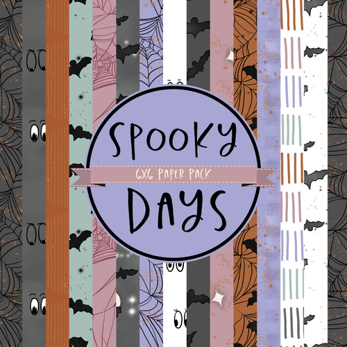 Spooky Days {Paper Pack}