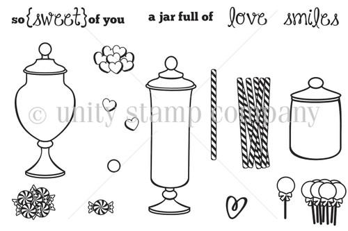 Jar full of SWEETNESS