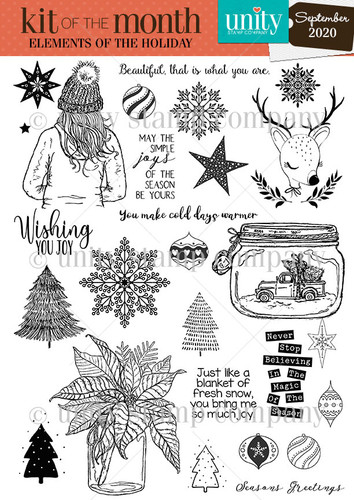 Elements of the Holiday {kom 9/20}