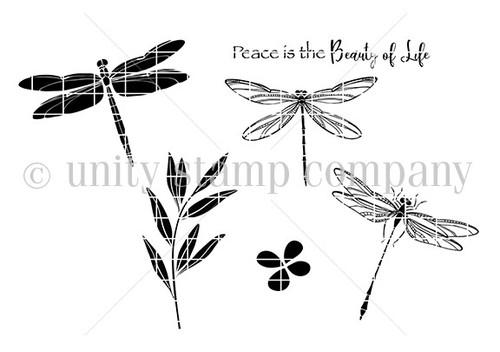 Wings of Peace {uu 9/20}