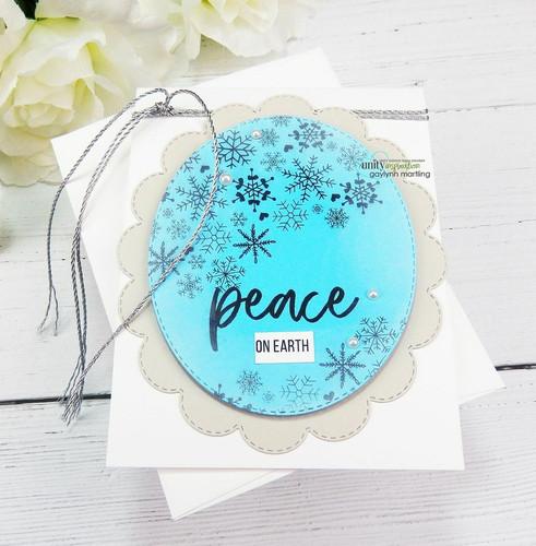 Heart of Christmas {october 2020 sentiment kit}