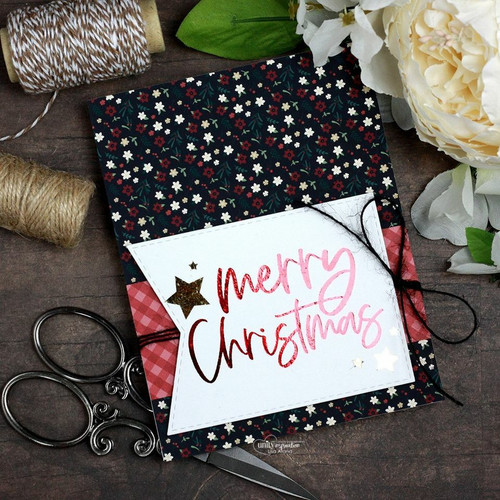 Heart of Christmas {october 2020 sentiment kit}