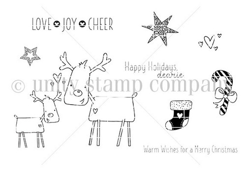 Holiday Dearies