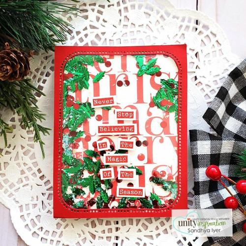 Christmas All Around Background