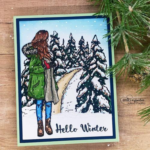 Hello Winter Days {kom 10/20}