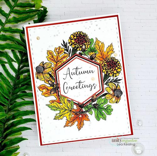 Greetings of Autumn {uu 10/20}