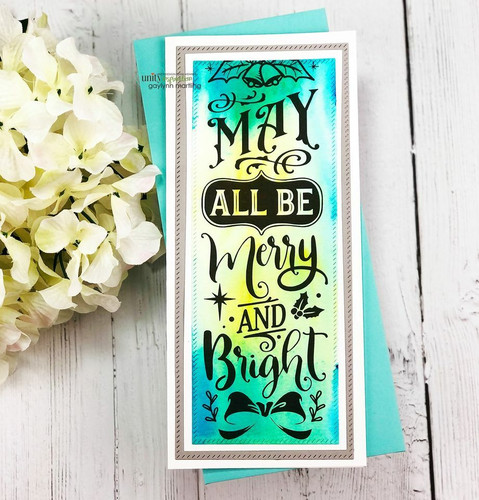 All Be Merry {slimline}