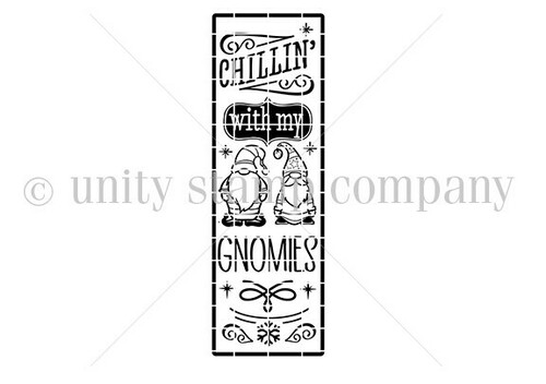 All My Gnomies {Slimline}