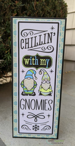 All My Gnomies {Slimline}