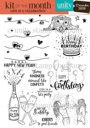Life Is A Celebration {kom 12/20}