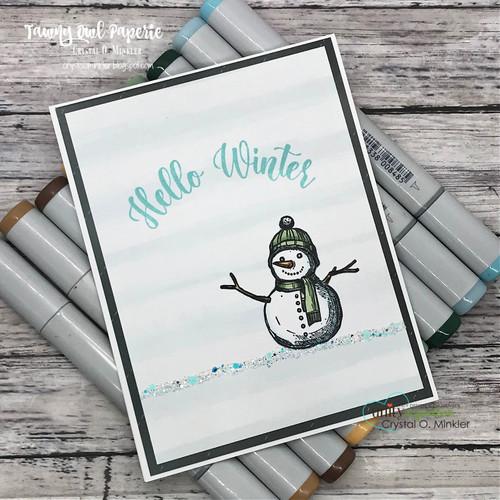 Winter Shake Up {wk 12/20}