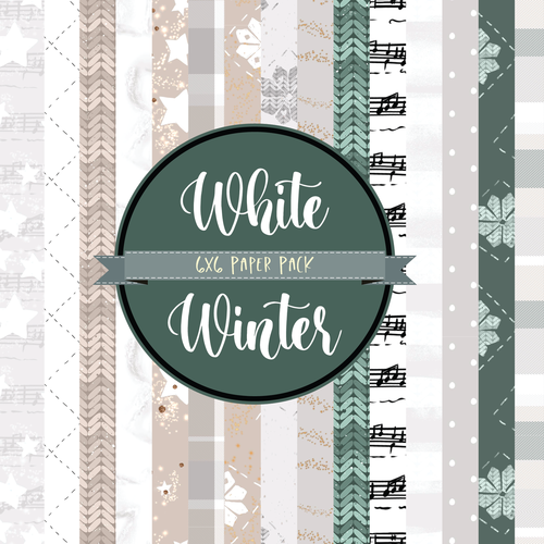 White Winter {Paper Pack}