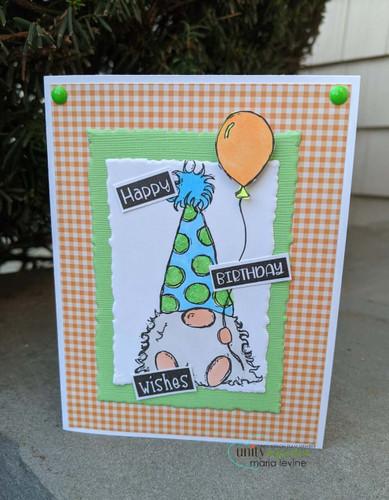 Happy Birthday Gnome