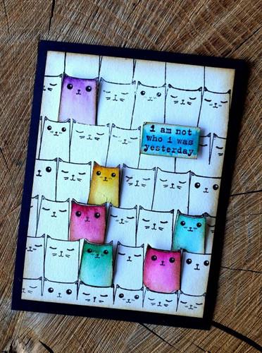 Felines Galore {background}