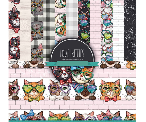 Love Kitties {Paper Pack}