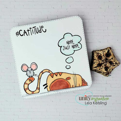 #cattitude
