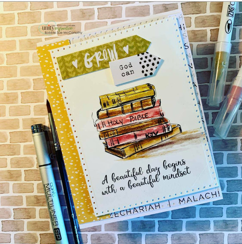 Not the End of your Story {february 2021 sentiment kit}