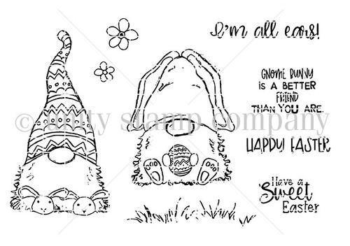 Sweet Easter Gnome