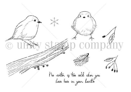 Winter Amore {uu 1/21}