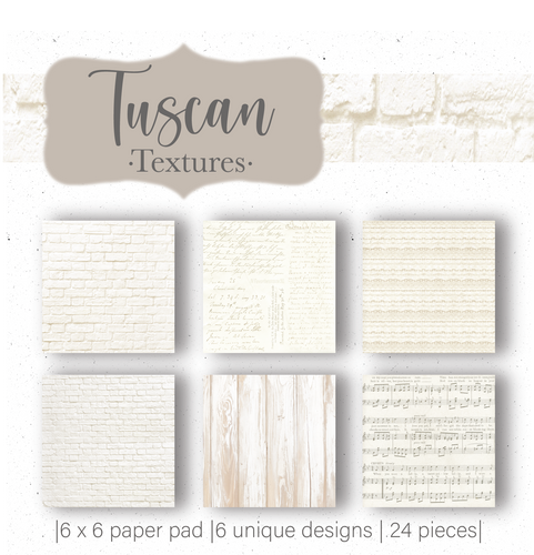 Tuscan Textures {Paper Pack}