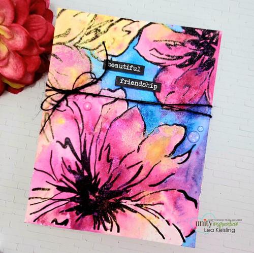 Inked Florals {bkg 1/21}
