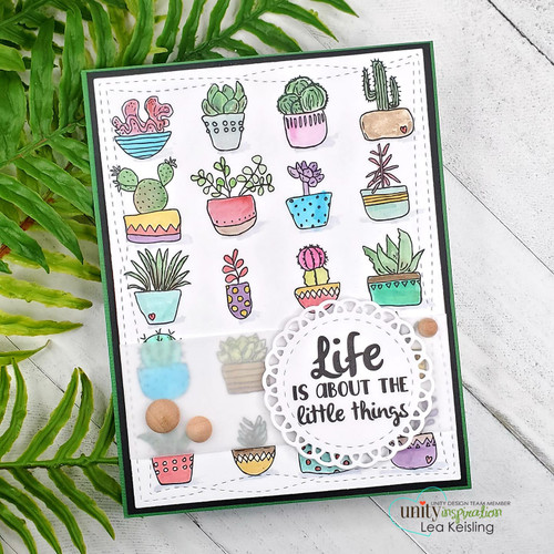 Plant Kindness Background