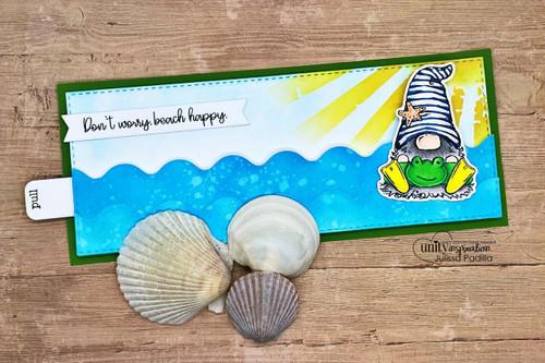 Beach Happy Gnome