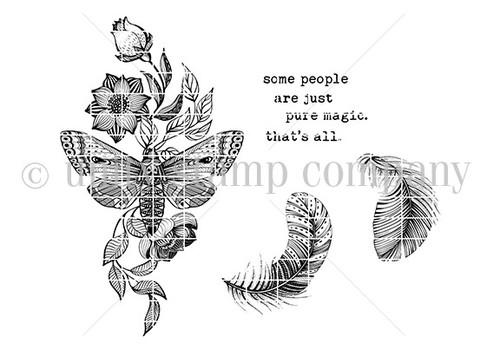 Pure Magic {uu 2/21}
