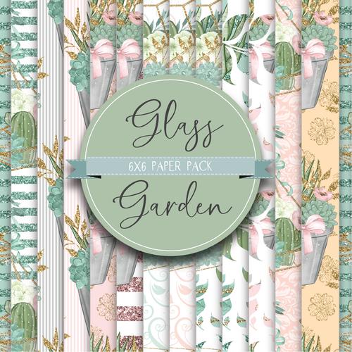 Glass Garden {Paper Pack}