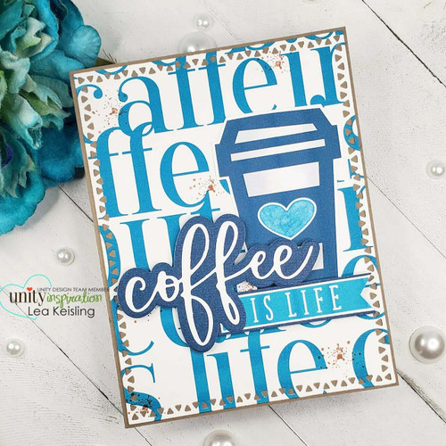 Coffee Is Life Background