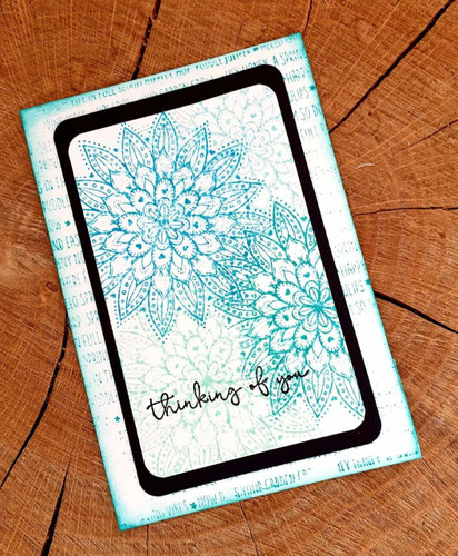 Doily Hugs and Wishes {march 2021 sentiment kit}