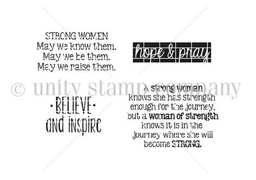 Hope, Pray & Strength